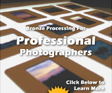 Bronze Scans are meant for professionals. We leave the color correction and optimization up to you because you know what suits you best.